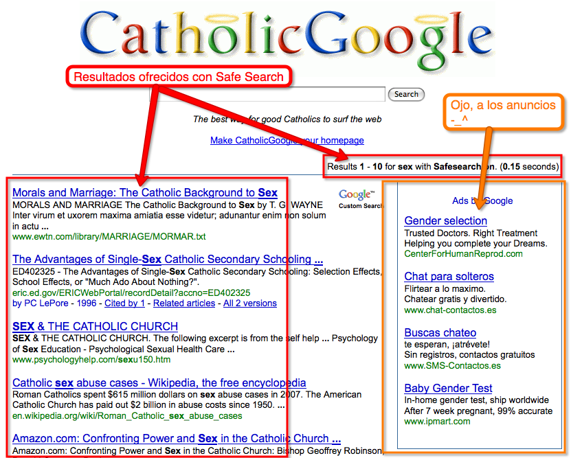 catholic-google