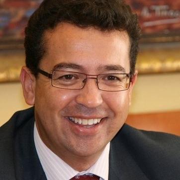 Fernando Manzano, presidente del Parlamento de Extremadura