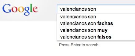 los valencianos son...