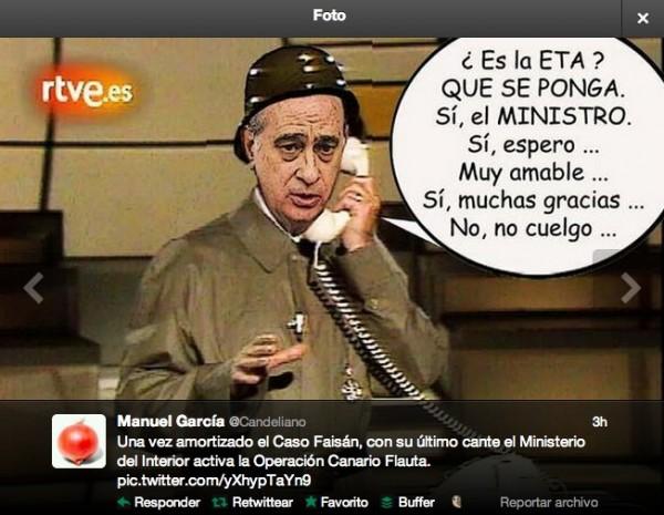 Operación Canario Flauta