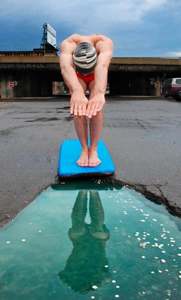 Swimming PotHole